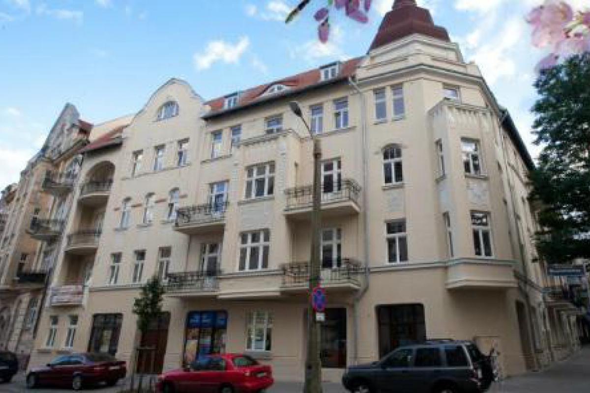 Wyspiańskiego 13 - Poznań, Stary Grunwald, ul. Wyspiańskiego 13, Aiga Investments Sp. z o.o. - zdjęcie 2