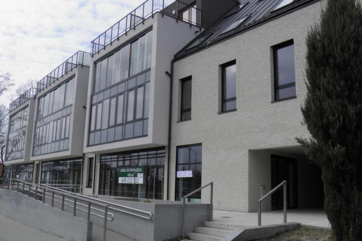 Solski Center - Wrocław, ul. Solskiego, DOM.developer Wrocław Sp. z o.o. - zdjęcie 1