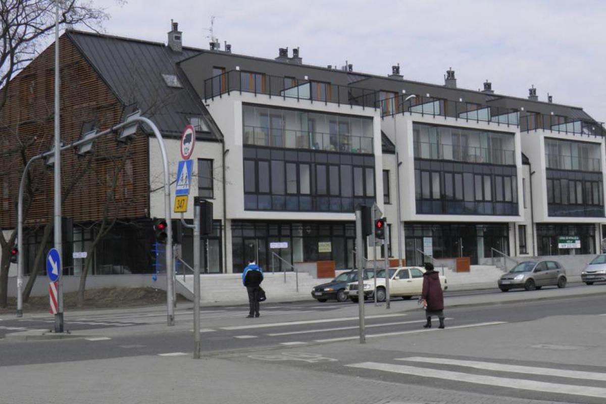 Solski Center - Wrocław, ul. Solskiego, DOM.developer Wrocław Sp. z o.o. - zdjęcie 2