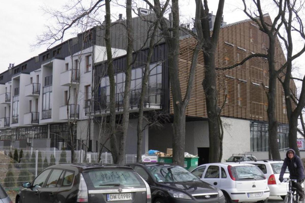 Solski Center - Wrocław, ul. Solskiego, DOM.developer Wrocław Sp. z o.o. - zdjęcie 3