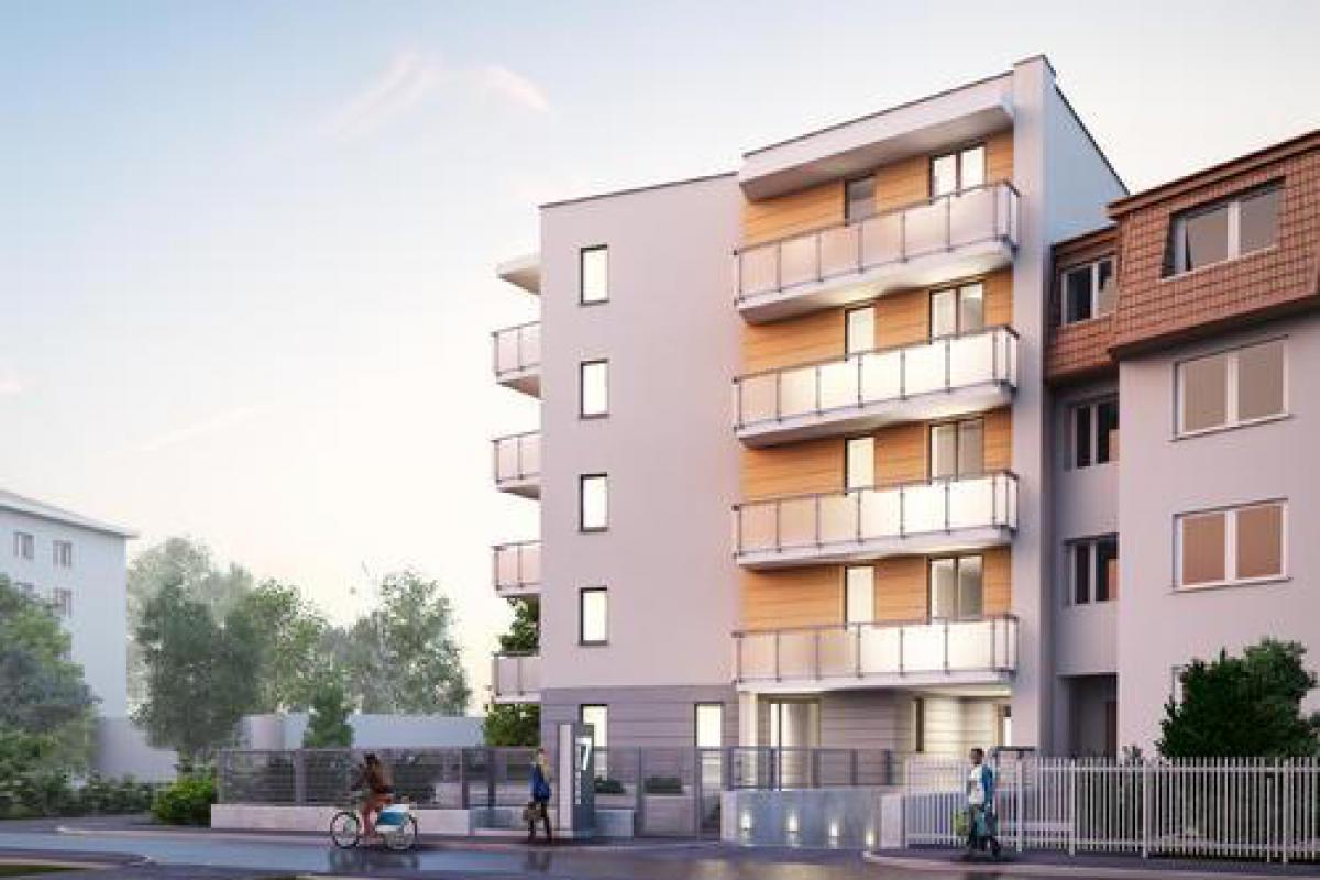 Człuchowska - Warszawa, Jelonki Północne, ul. Człuchowska, Summa Development - zdjęcie 2