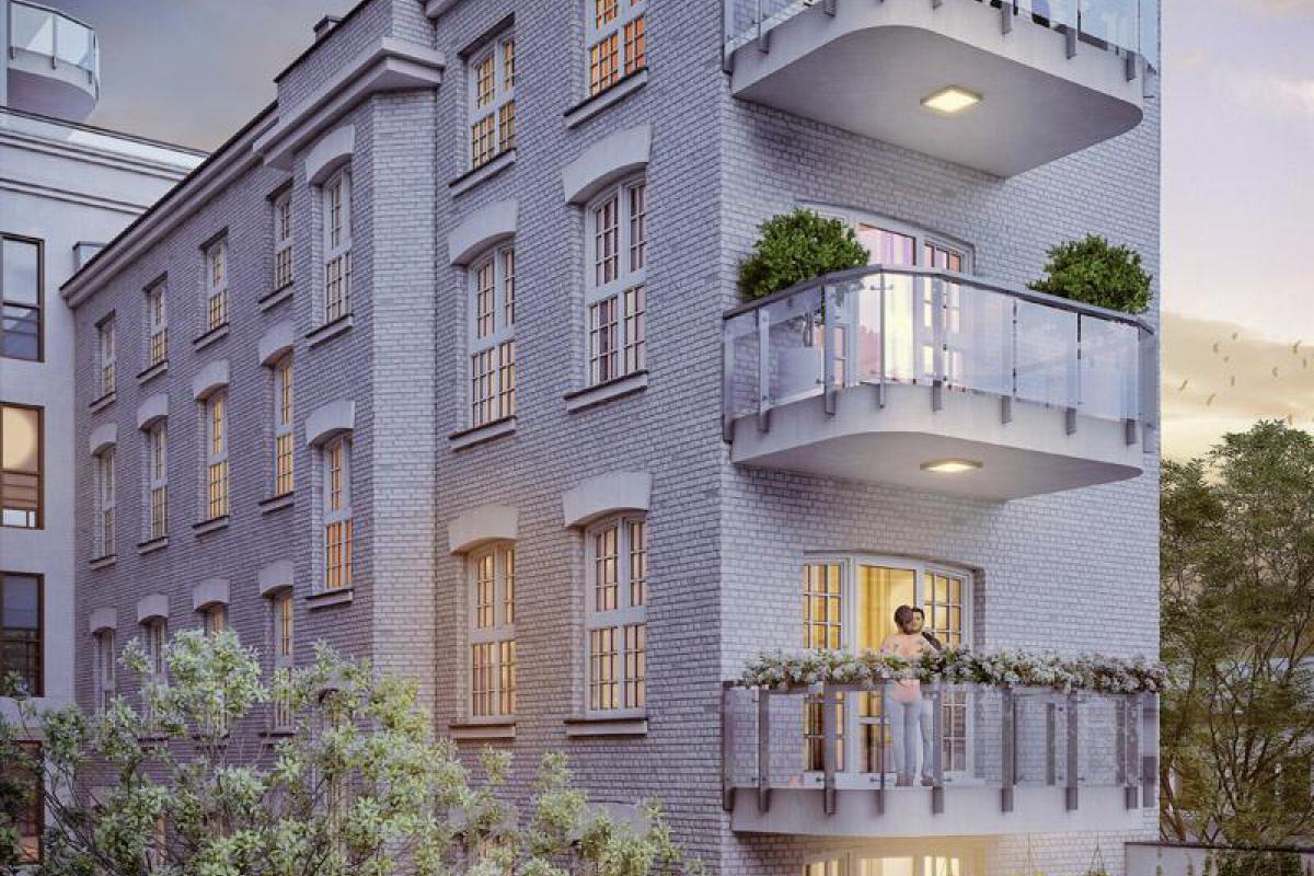 Art Deco- Apartamenty na Woli - Warszawa, Czyste, ul. Siedmiogrodzka 7, Terra Casa S.A.  - zdjęcie 2