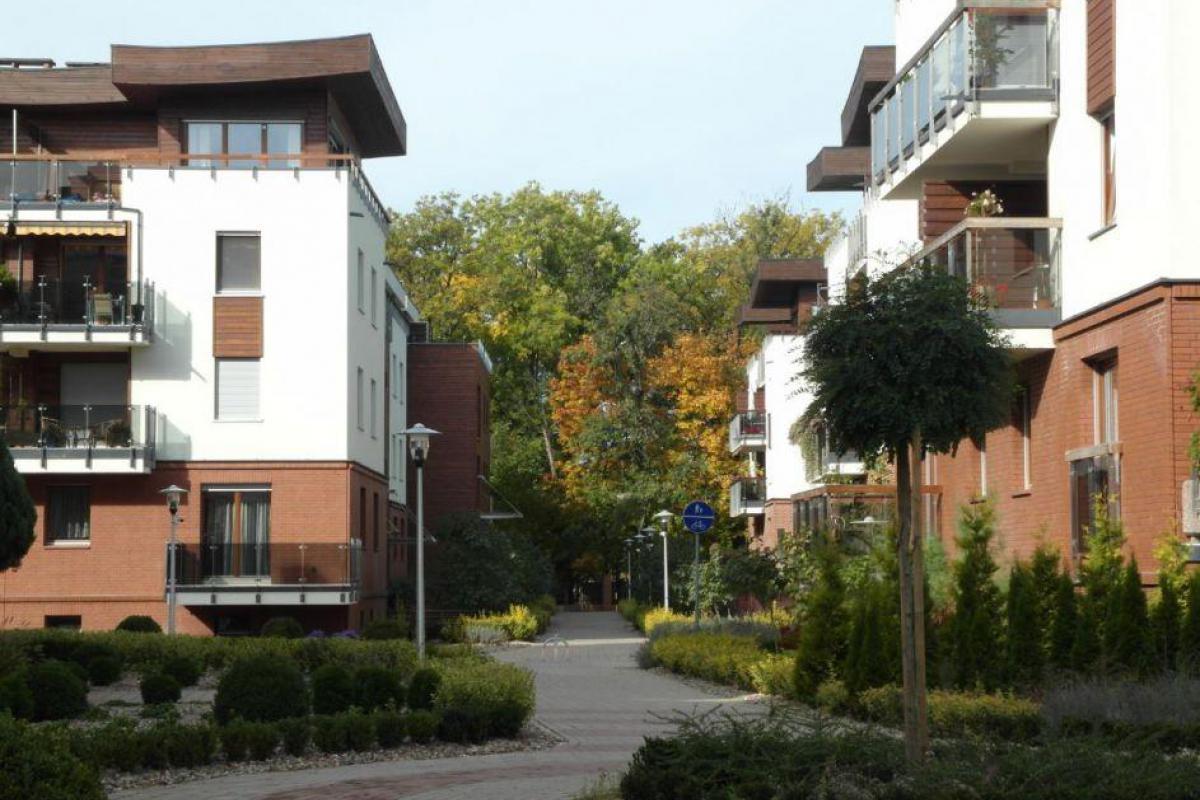 Rezydencja Dąbie - Wrocław, Dąbie, ul. A. Wiwulskiego, TEMAR Deweloper - zdjęcie 3