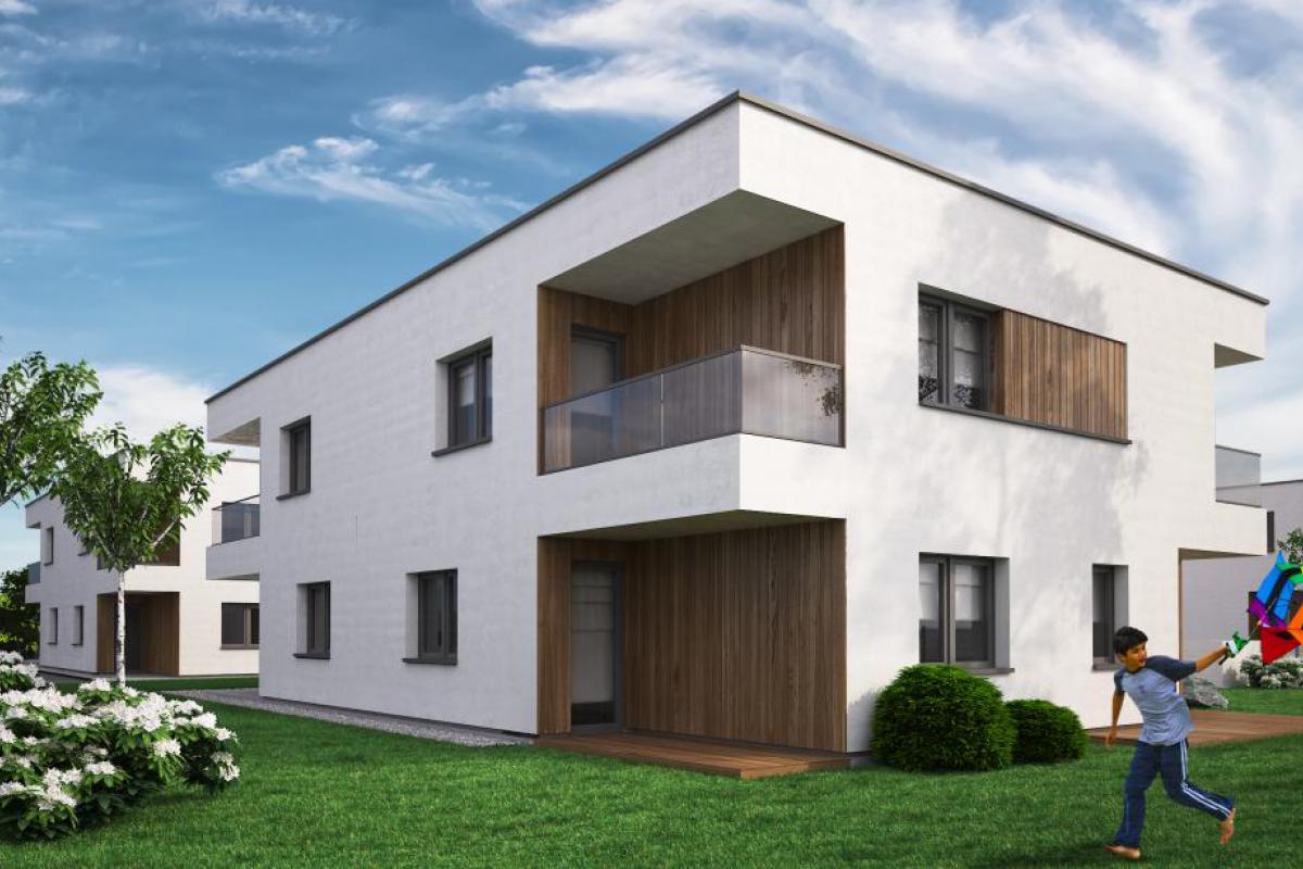 Nowe Pracze Apartamenty - Wrocław, Pracze, ul. Karczemna, DOM4U Sp. z o.o. - zdjęcie 1