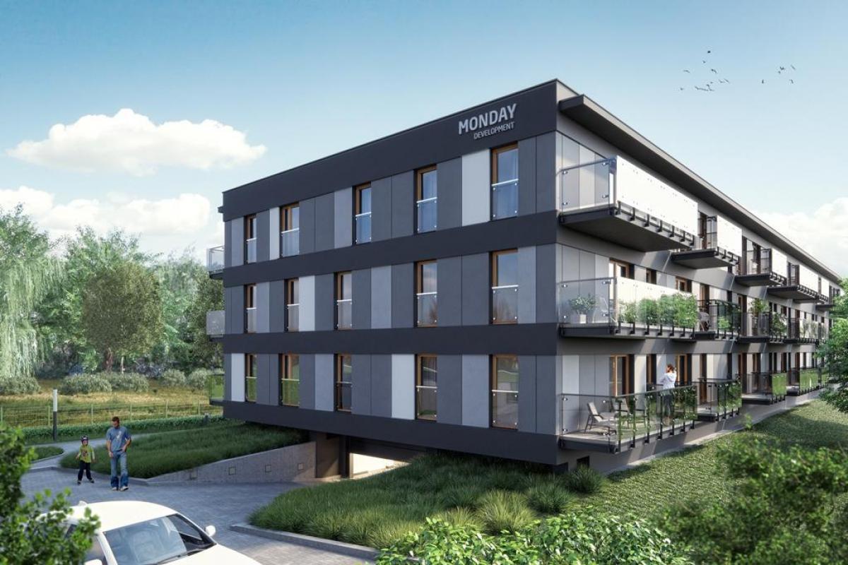 Apartamenty Zielony Sołacz - Poznań, Sołacz, ul. Michała Drzymały, Monday Development SA - zdjęcie 5
