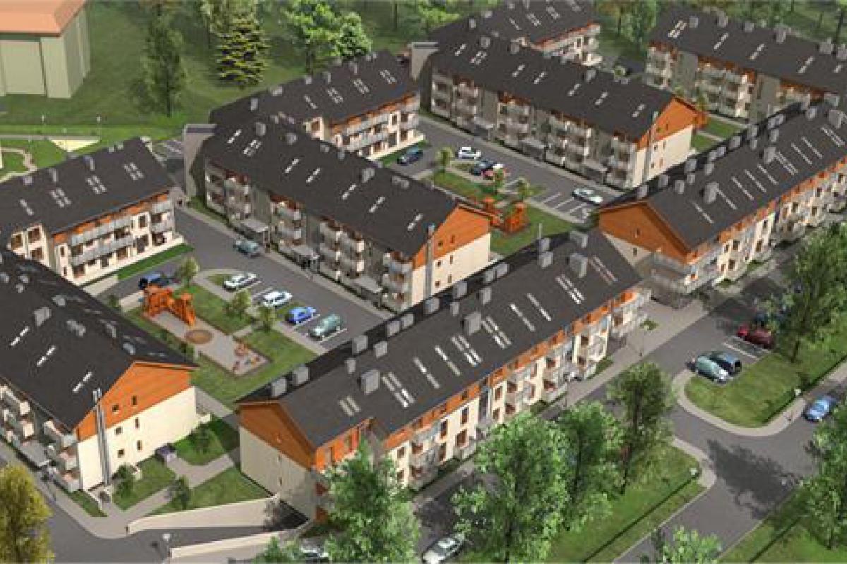 Zielona Przystań - Wrocław, ul. Witkowska, Wrocławskie Przedsiębiorstwo Budowlane Sp. z o.o. - zdjęcie 4