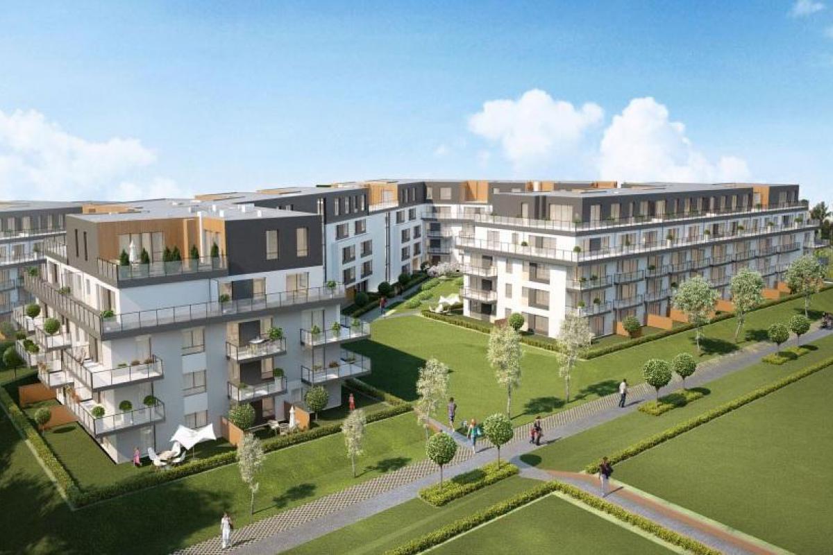 Apartamenty Villa Nobile - Warszawa, Stegny, ul. Aleja Wilanowska, ROBYG S.A. - zdjęcie 1