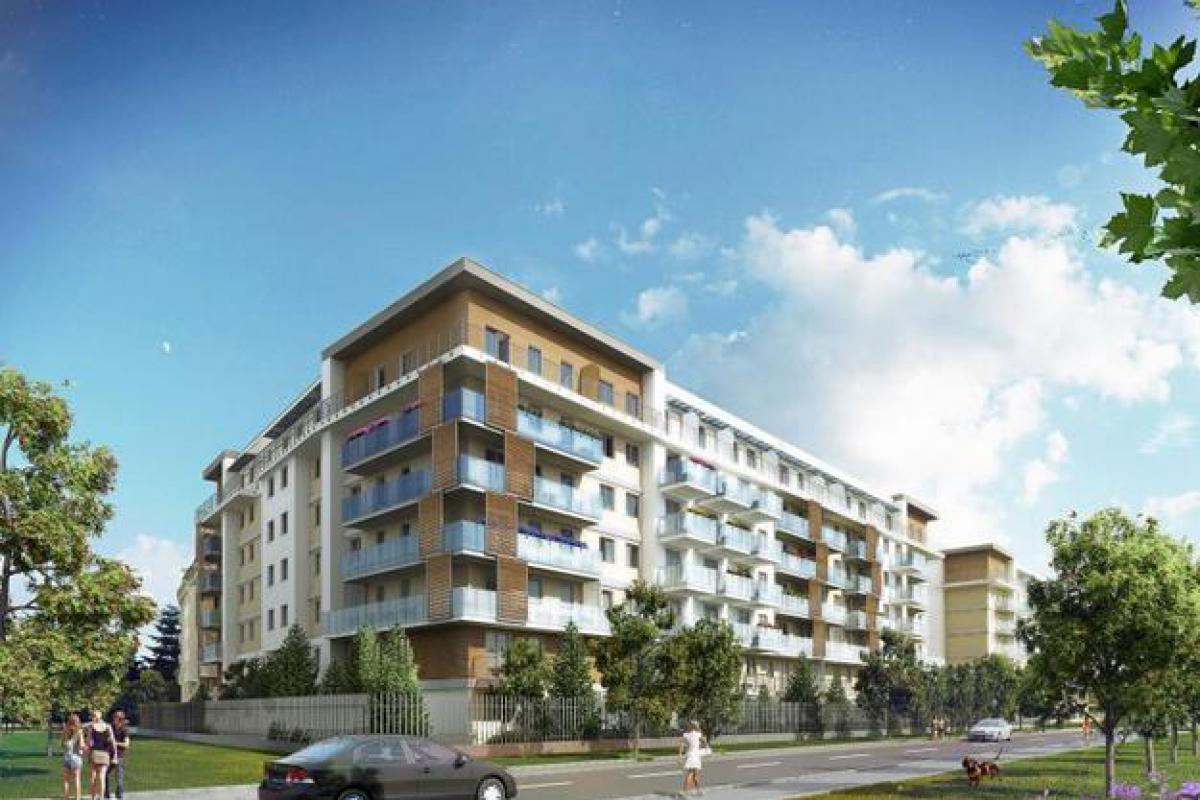 Osiedle Oaza I - Wrocław, ul. Nyska / ul. Piękna, Dom Development S.A. - zdjęcie 2