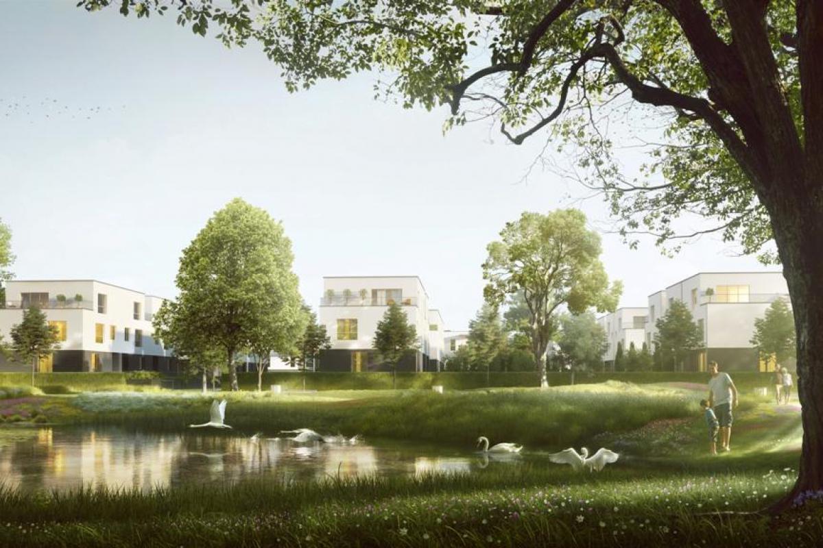 Nova Królikarnia - Warszawa, Stegny, ul. Pory, Ronson Development - zdjęcie 3