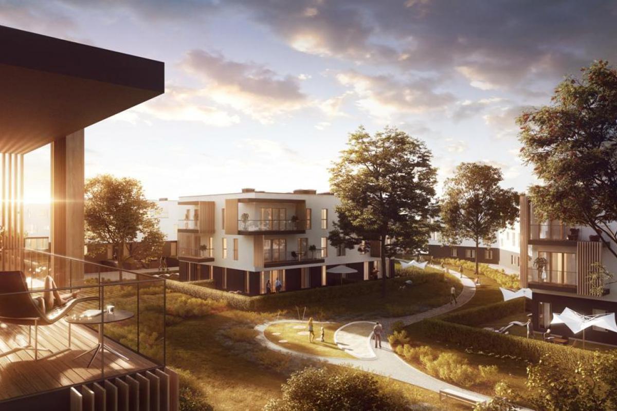 Nova Królikarnia - Warszawa, Stegny, ul. Pory, Ronson Development - zdjęcie 6
