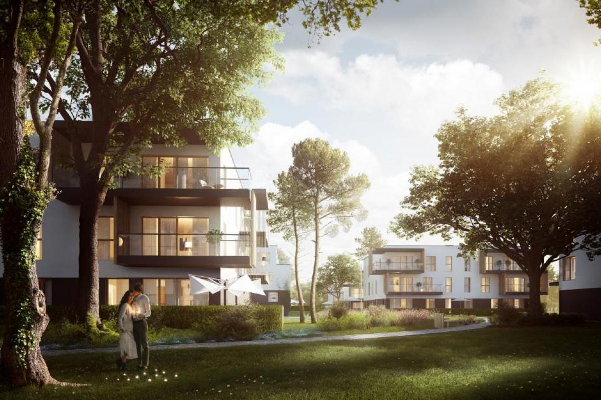 Nova Królikarnia - Warszawa, Stegny, ul. Pory, Ronson Development - zdjęcie 1