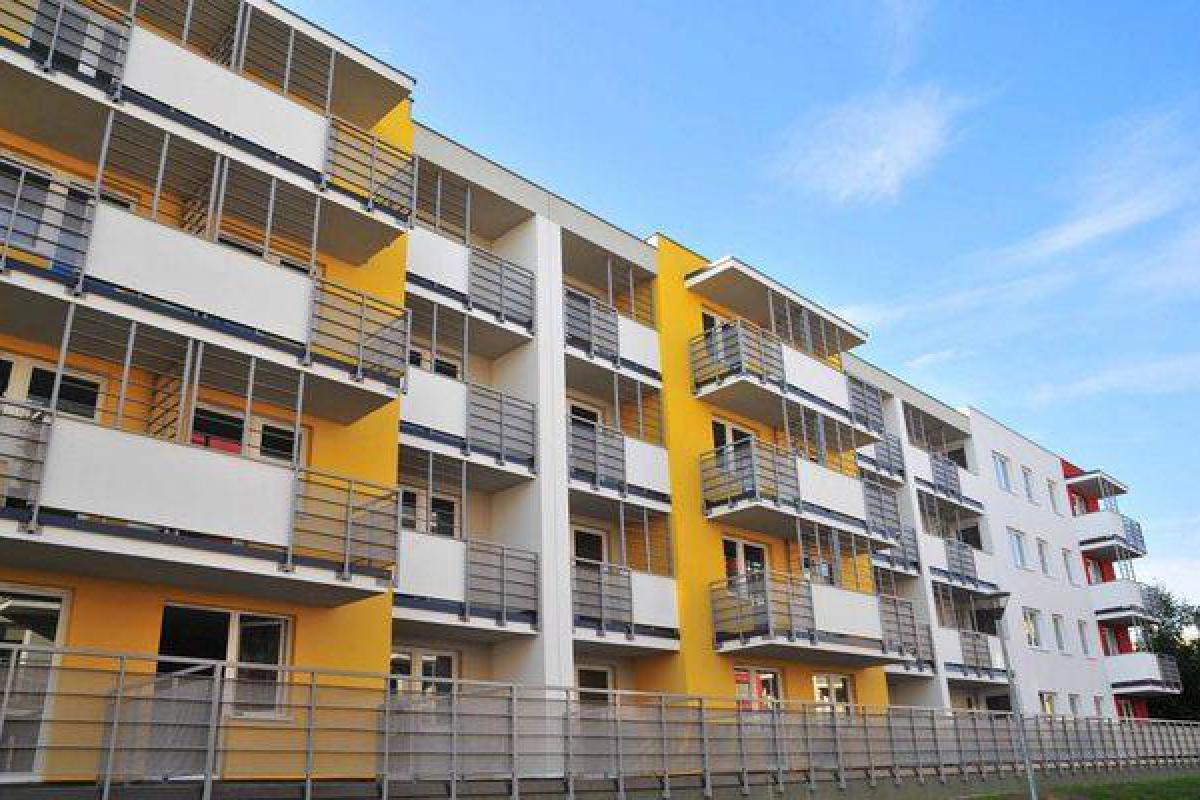 Tęczowe Osiedle - Wrocław, ul. Opolska, Gant Development S.A. - zdjęcie 1
