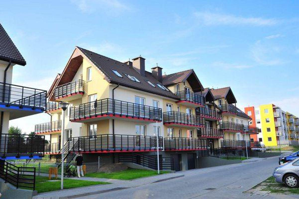Tęczowe Osiedle - Wrocław, ul. Opolska, Gant Development S.A. - zdjęcie 2