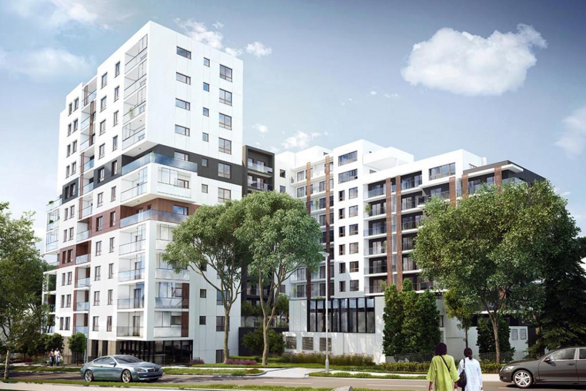 Apartamenty Opera - Olsztyn, Osiedle Pojezierze, ul. Kołobrzeska 6, Dan-Bud Sp. z o.o. - zdjęcie 1
