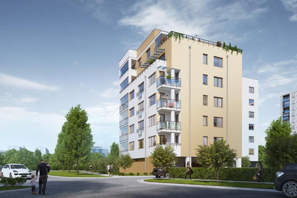 Ostrobramska 130  - Warszawa, Grochów, ul. Ostrobramska 130 , Przedsiębiorstwo Tynkbud-1 Sp. z o.o. - zdjęcie 2