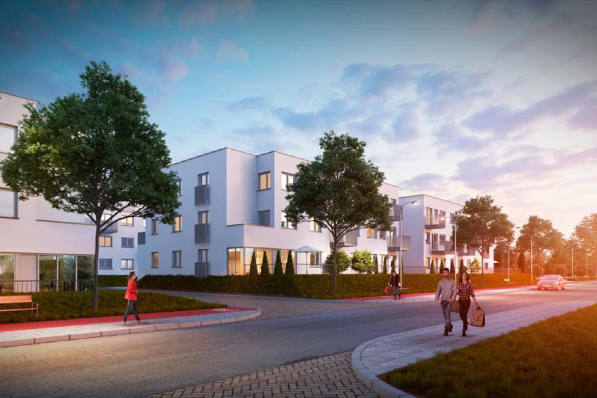 Young House - Wrocław, Klecina, ul. Dożynkowa 32, Longbridge Developement Sp. z o.o. - zdjęcie 1