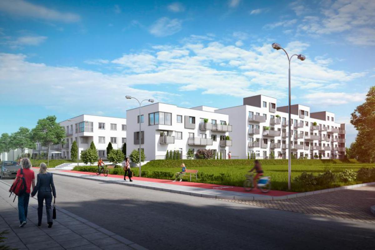 Young House - Wrocław, Klecina, ul. Dożynkowa 32, Longbridge Developement Sp. z o.o. - zdjęcie 2