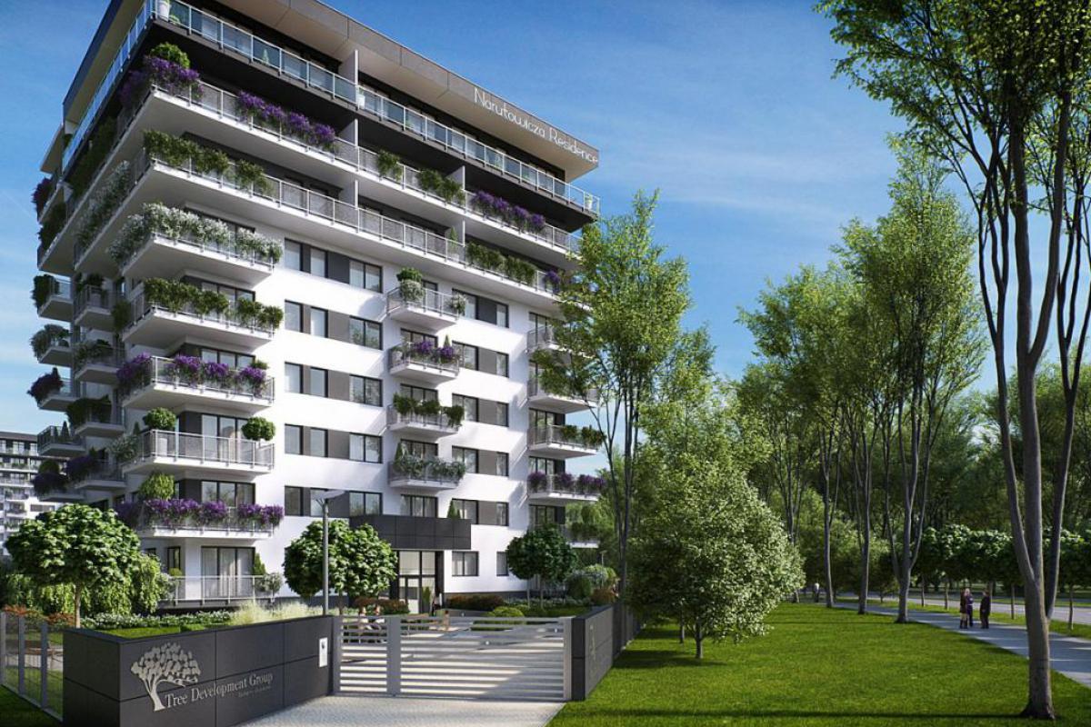 Osiedle Narutowicza Residence - inwestycja wyprzedana - Łódź, Śródmieście, ul. Pomorska, Tree Development Group Sp. z o.o. - zdjęcie 1