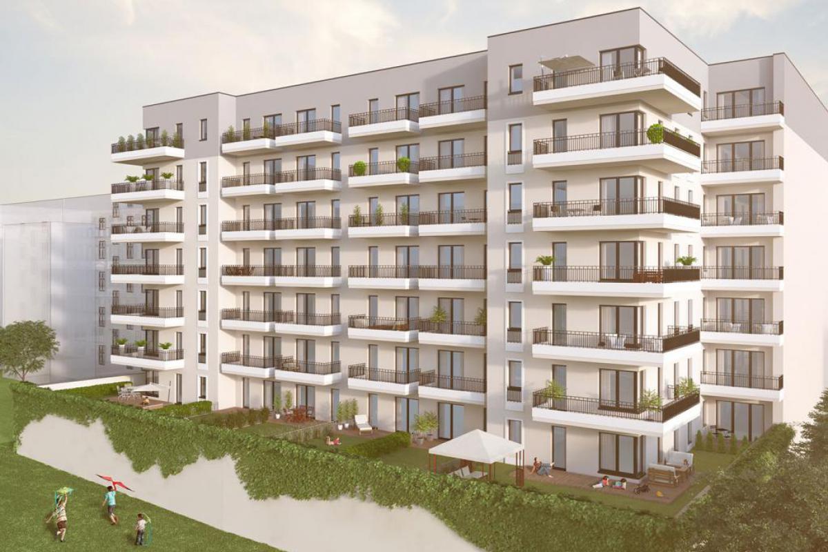 Silver Residence - Wrocław, Południe, ul. Haukego – Bosaka 18-20, Immobillo Group Sp. z.o.o - zdjęcie 1