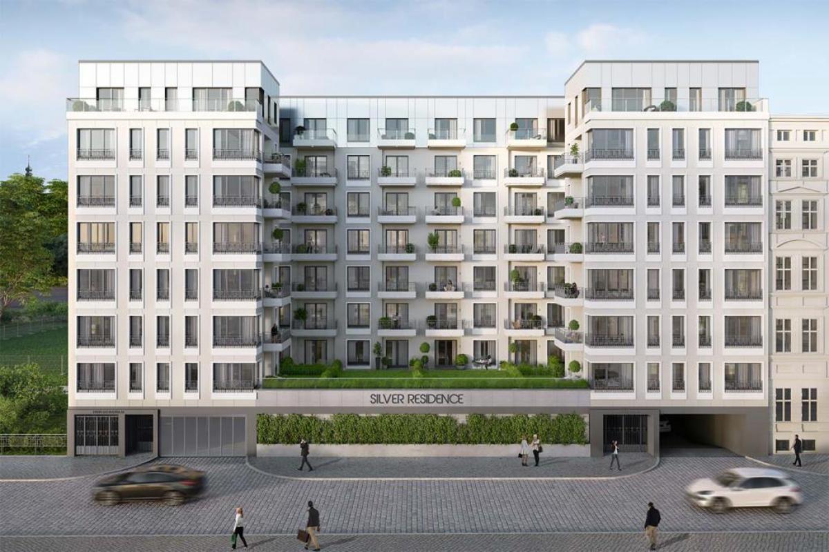 Silver Residence - Wrocław, Południe, ul. Haukego – Bosaka 18-20, Immobillo Group Sp. z.o.o - zdjęcie 3