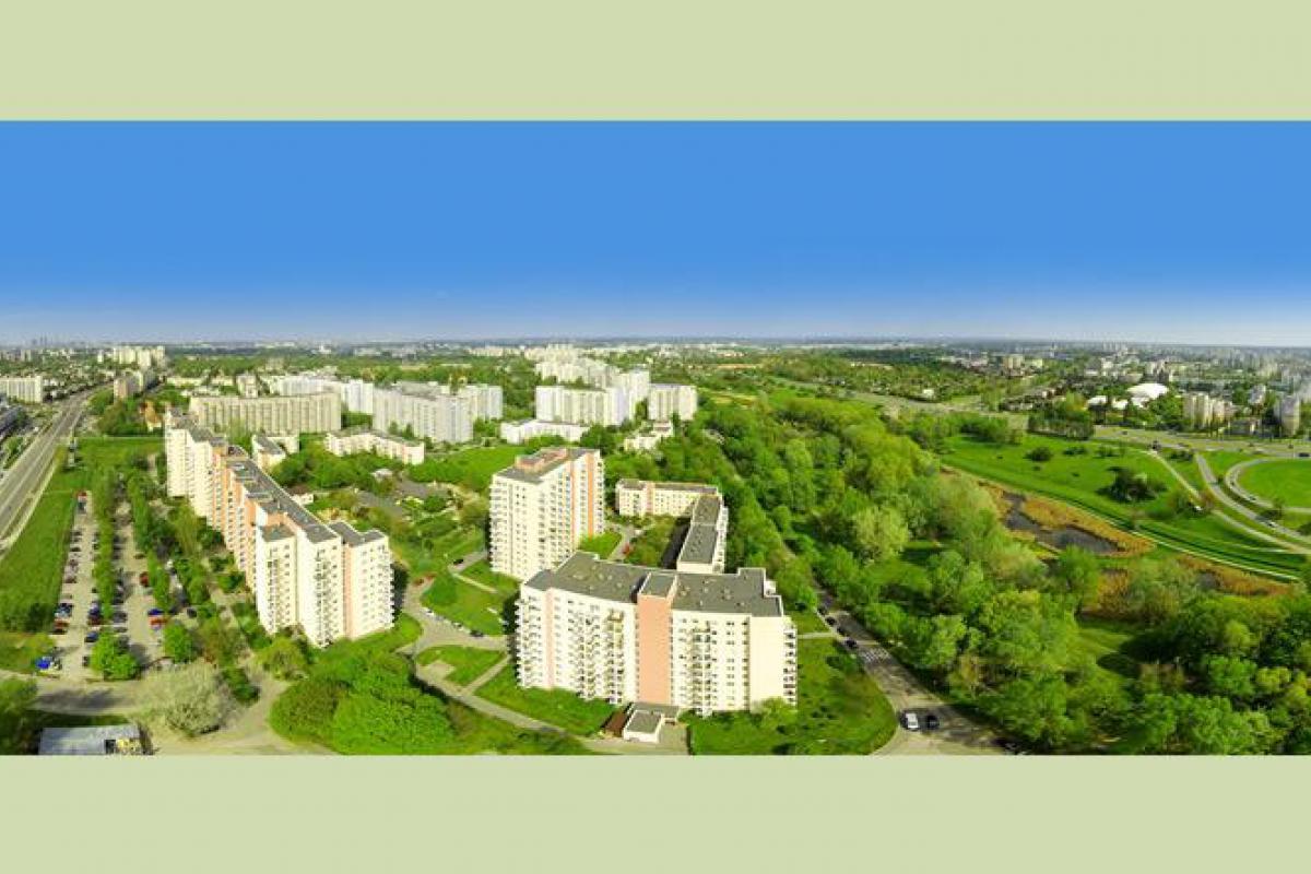 Mozarta Dom nad Dolinką - Warszawa, Służew, ul. Mozarta, Spółdzielnia Mieszkaniowa- Służew Nad Dolinką - zdjęcie 3