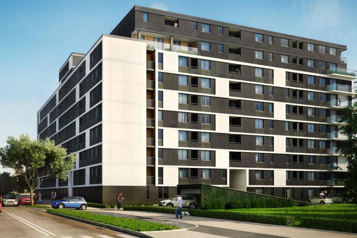 Nowe Centrum Południowe Etap II - Wrocław, Południe, ul. Gwiaździsta 36, GPI Wrocław Sp z o. o. - zdjęcie 4