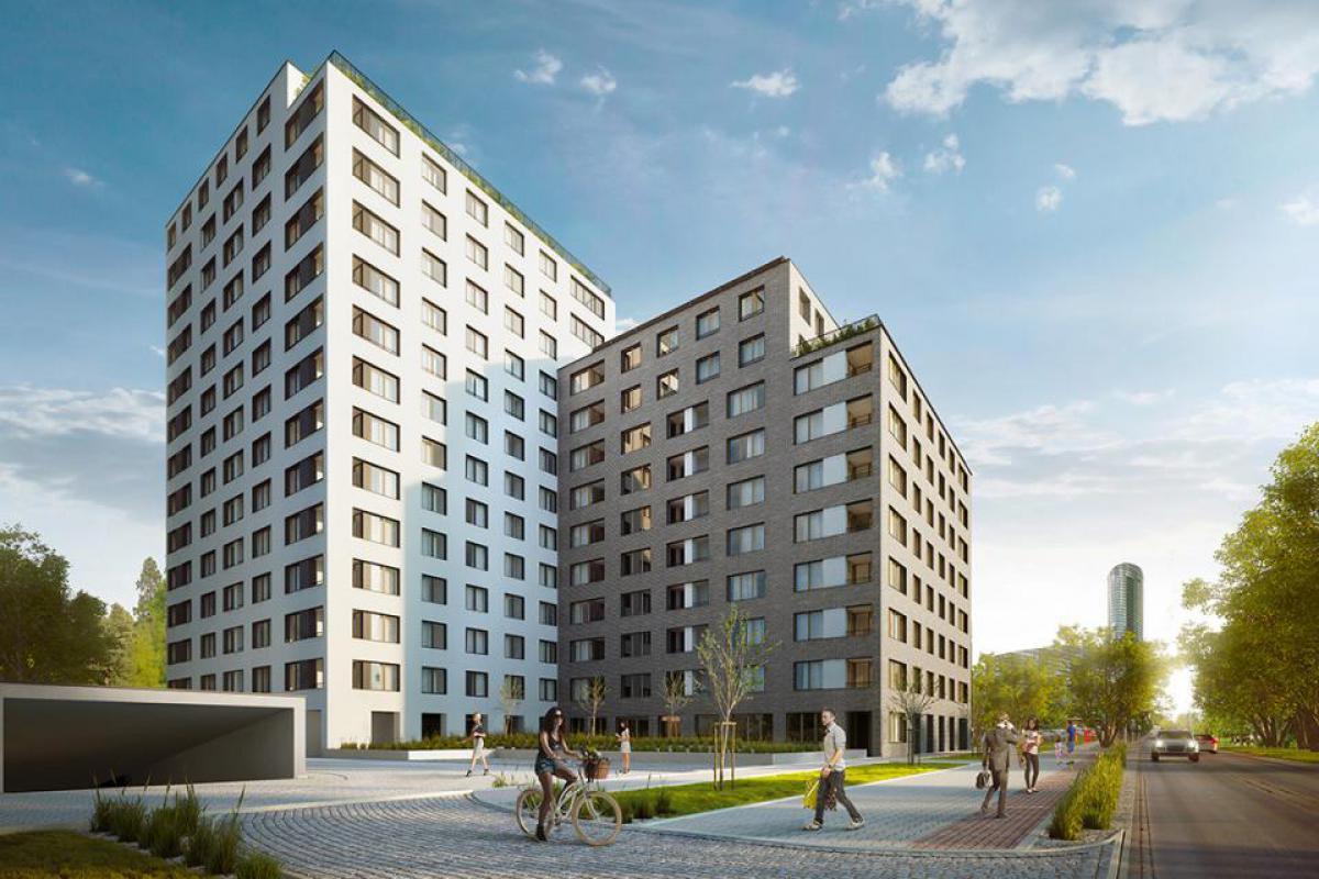 Nowe Centrum Południowe Etap II - Wrocław, Południe, ul. Gwiaździsta 36, GPI Wrocław Sp z o. o. - zdjęcie 6