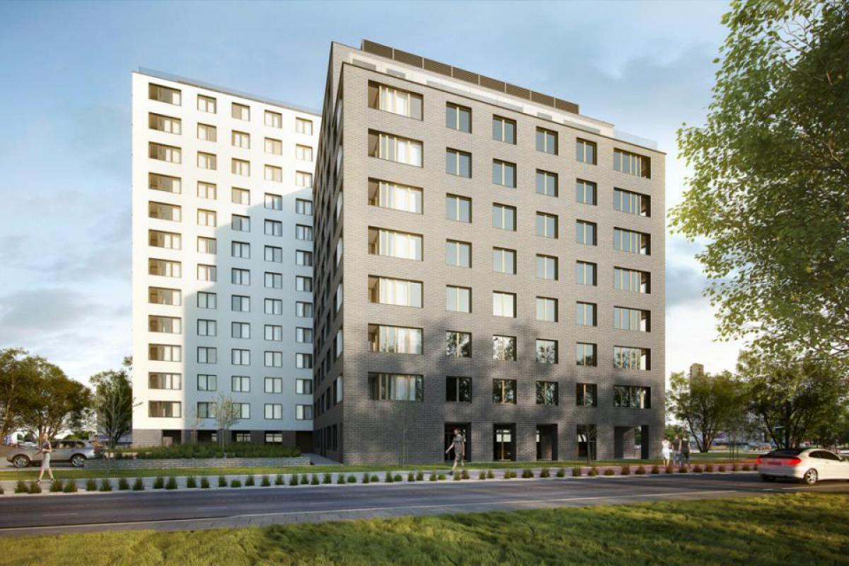 Nowe Centrum Południowe Etap II - Wrocław, Południe, ul. Gwiaździsta 36, GPI Wrocław Sp z o. o. - zdjęcie 7