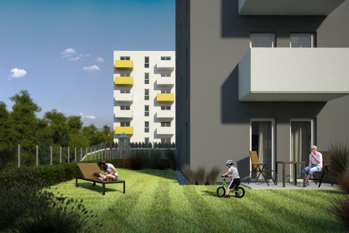 MURAPOL ŚLĄSKIE OGRODY - Nowe mieszkania w centrum Katowic - Katowice, Welnowiec, ul. Bytkowska, Murapol S.A. - zdjęcie 1