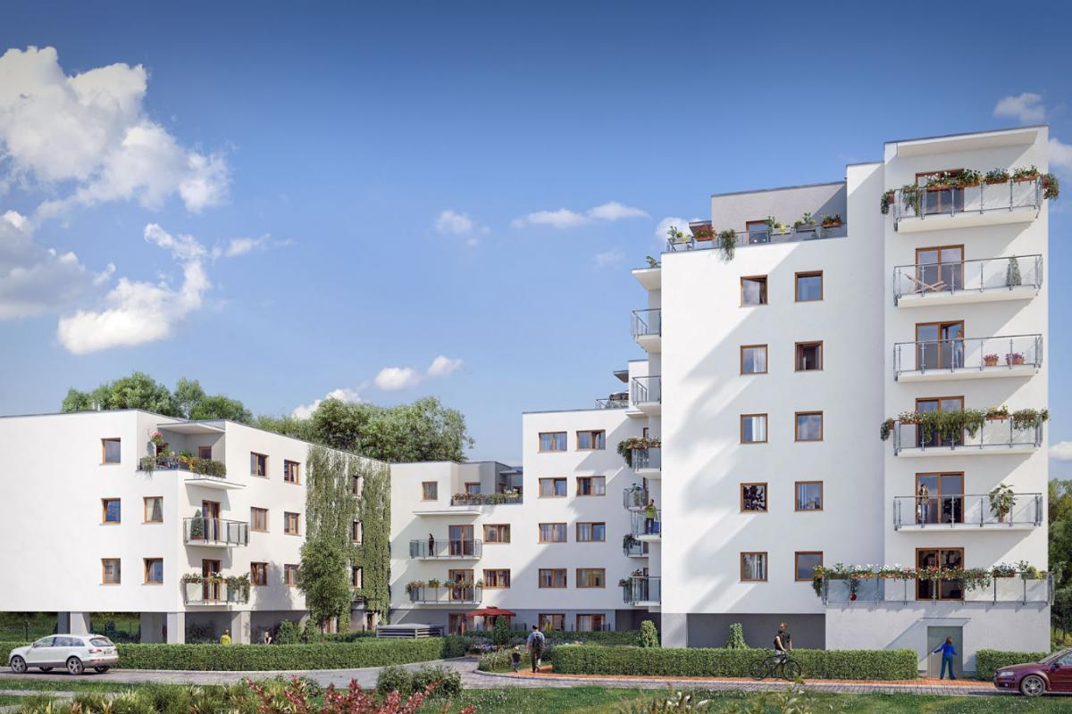 Osiedle przy Lesie III - Warszawa, Anin, Osiedle przy Lesie, Unimax Development Sp. z o.o. - zdjęcie 4