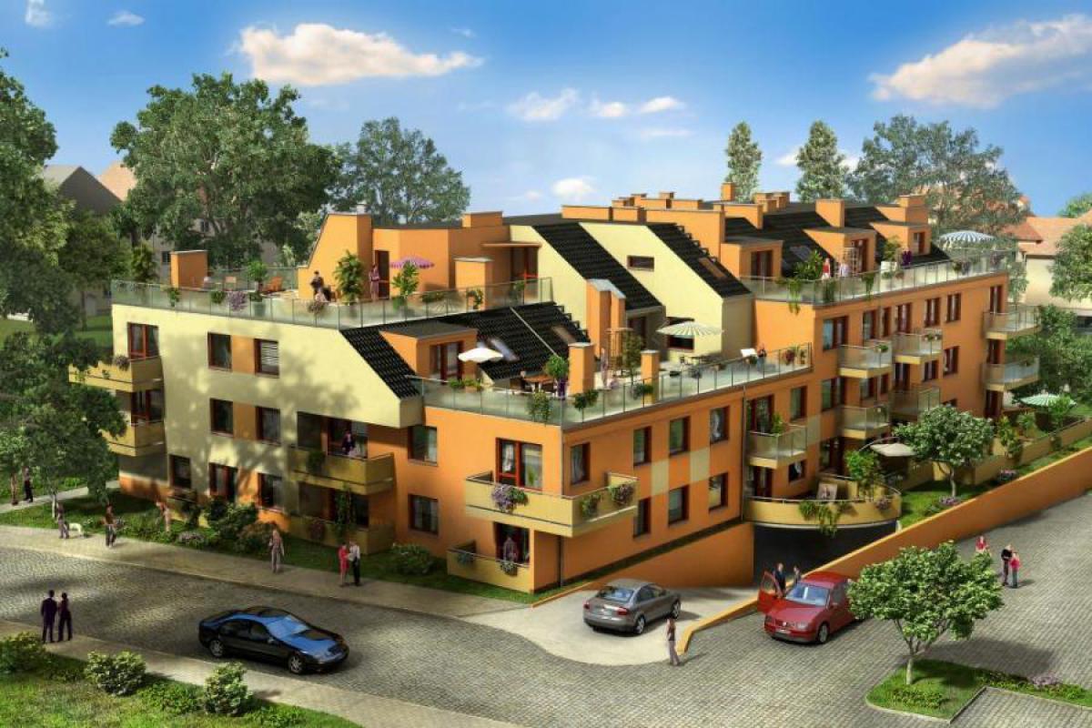 Willa Gardenia - Wrocław, ul. Cukrowa 5-5a, Budotex Sp. z o.o. - zdjęcie 2