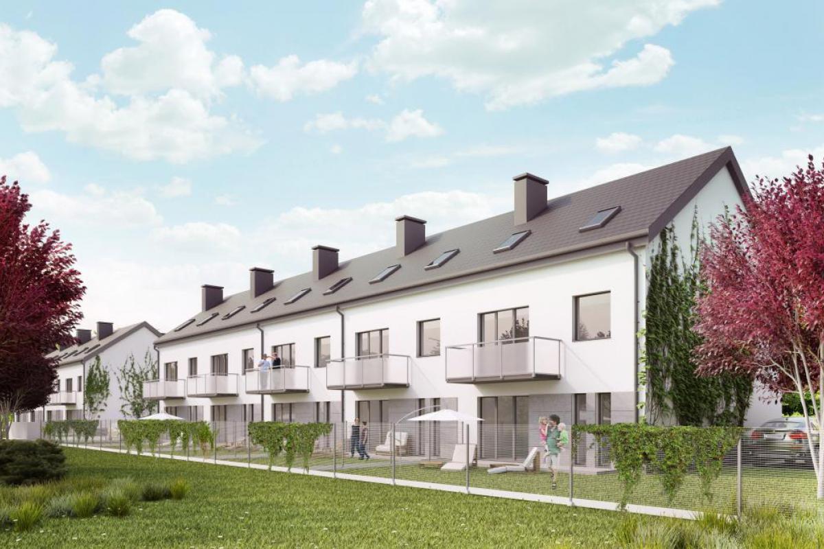Osiedle Pissardii - Wrocław, Jagodno, ul. Malinowskiego, Get Home Developer Sp. z o.o. Sp. k. - zdjęcie 1