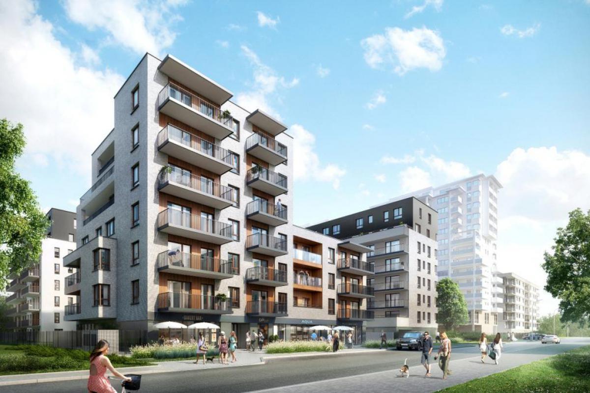 Vena Mokotów - Warszawa, Stegny, ul. Pory, Vantage Development S.A. - zdjęcie 1