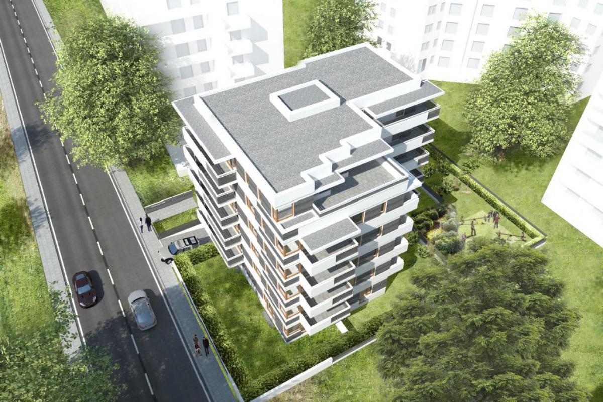 Lazurowa 166 - Warszawa, Górce, ul. Lazurowa 166, New Concept Investment sp. z o.o. - zdjęcie 3