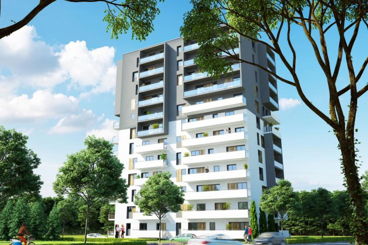 Unii Lubelskiej 12 - Poznań, Żegrze, ul. Unii Lubelskiej 12, Akropol Inwestycje Sp. z o.o. - zdjęcie 1
