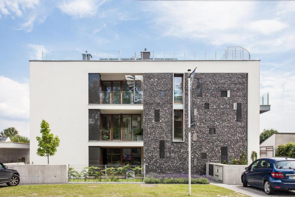 Apartamenty z ogrodu - Kraków, Wola Justowska, ul. Jesinowa 13, 3D+GO Sp. z o.o. s.k. - zdjęcie 1