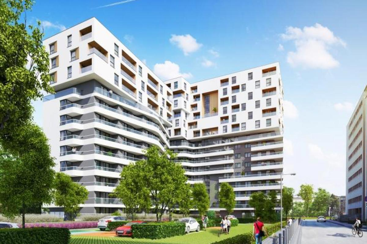 Osiedle Stańczyka I - Kraków, Bronowice, ul. Stańczyka, Activ Investment Sp. z o.o. - zdjęcie 1