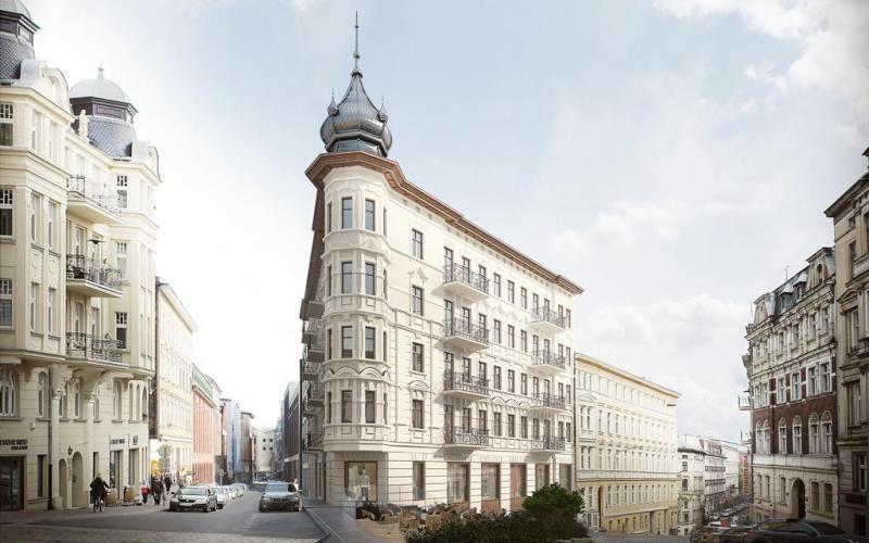 Ogrodowa - Poznań, ul. Ogrodowa 19, Constructa Plus Sp. z o.o. Sp. K. - zdjęcie 1