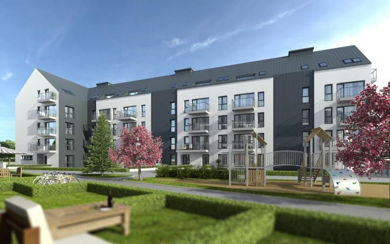 Mieszkanie 1 Pokój Powierzchnia 6143 M2 F14m3 Zacisze