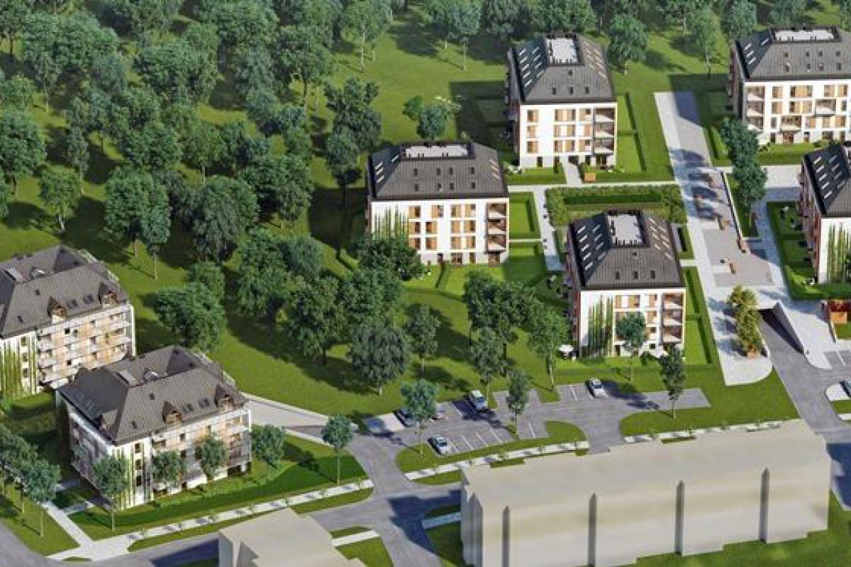 Strzeszyn Park II - Poznań, Strzeszyn, ul. Fieldorfa/ Mikke, Erigo Development Sp. z o.o. - zdjęcie 4