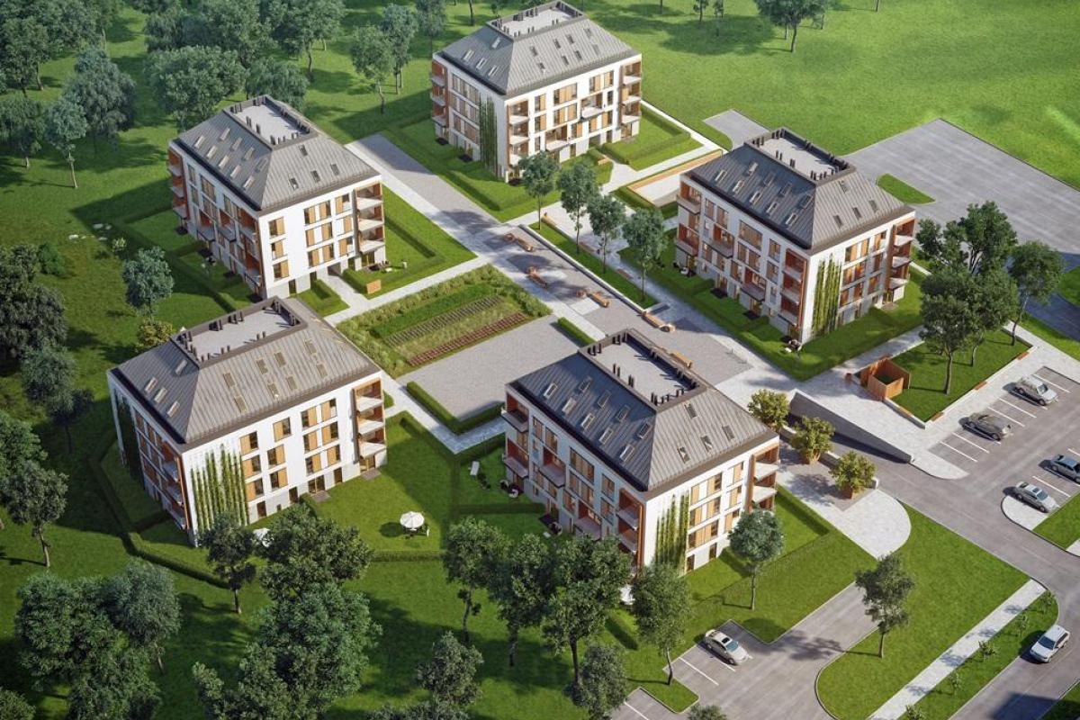 Strzeszyn Park II - Poznań, Strzeszyn, ul. Fieldorfa/ Mikke, Erigo Development Sp. z o.o. - zdjęcie 3