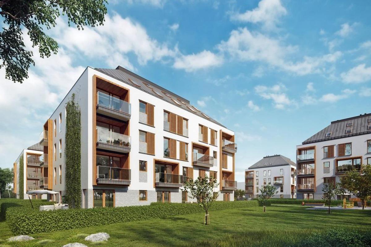 Strzeszyn Park II - Poznań, Strzeszyn, ul. Fieldorfa/ Mikke, Erigo Development Sp. z o.o. - zdjęcie 2