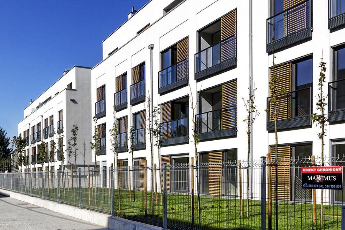 Quadro House - Poznań, Stary Grunwald, ul. Smardzewska 17, 19, Erigo Development Sp. z o.o. - zdjęcie 1