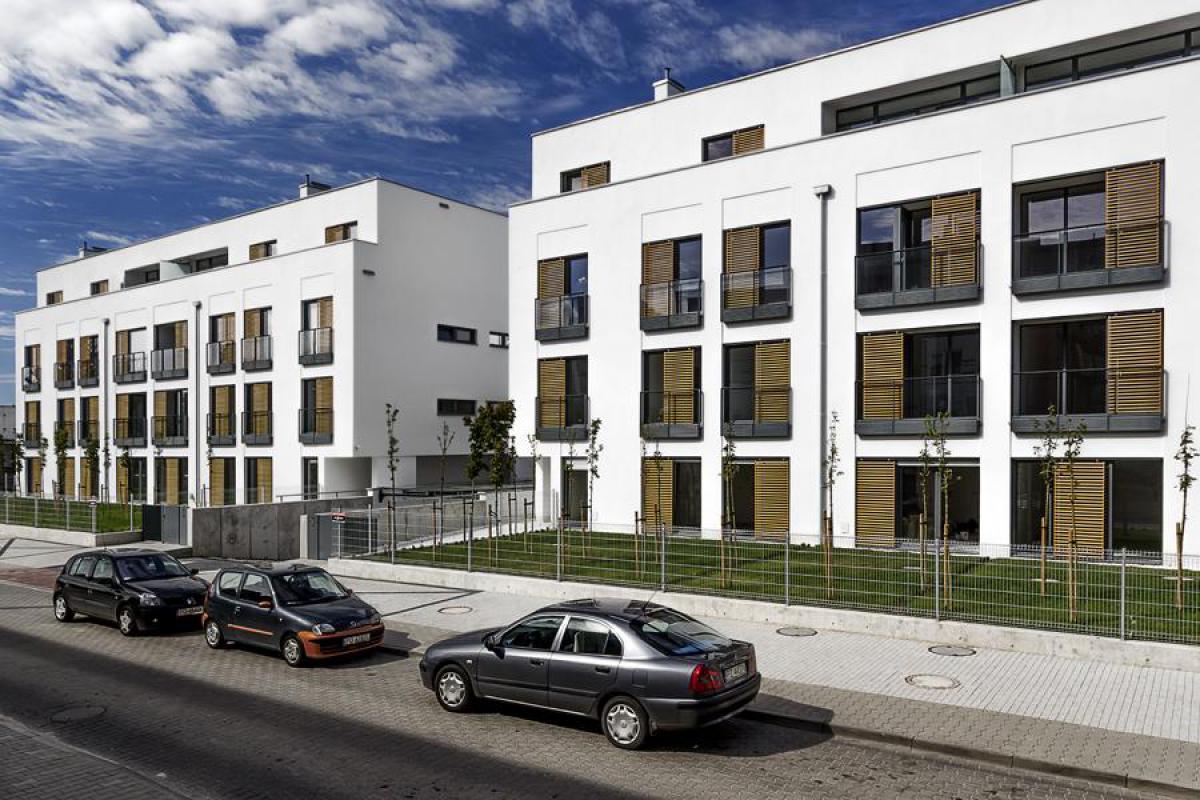 Quadro House - Poznań, Stary Grunwald, ul. Smardzewska 17, 19, Erigo Development Sp. z o.o. - zdjęcie 4