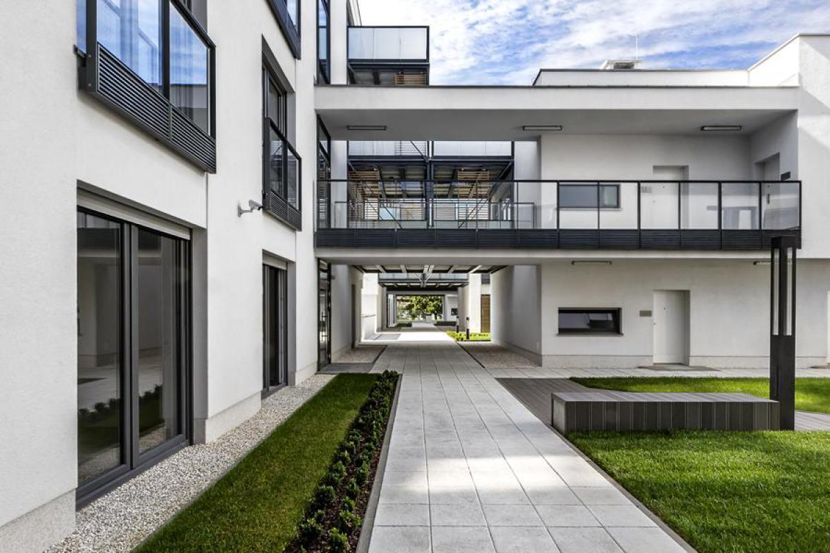 Quadro House - Poznań, Stary Grunwald, ul. Smardzewska 17, 19, Erigo Development Sp. z o.o. - zdjęcie 6