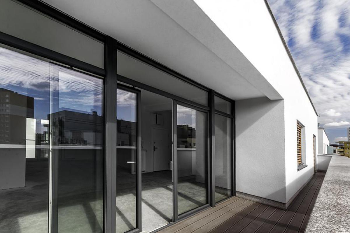 Quadro House - Poznań, Stary Grunwald, ul. Smardzewska 17, 19, Erigo Development Sp. z o.o. - zdjęcie 9