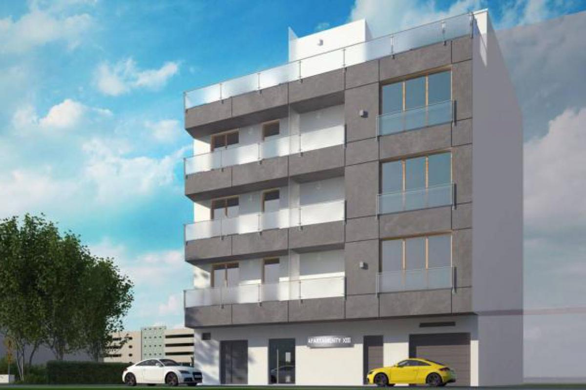 Apartamenty 13 - Kraków, Stare Podgórze, ul. Śliska, Logi Development - zdjęcie 1