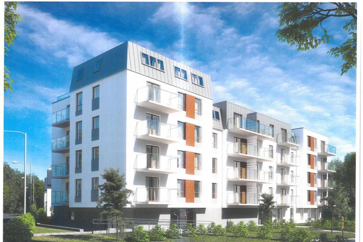 Osiedlowa II - mieszkania - Gdańsk, Karczemki, ul. Św. Brata Alberta, City House - zdjęcie 1