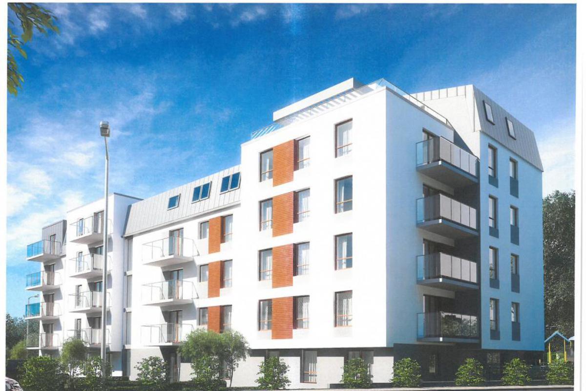 Osiedlowa II - mieszkania - Gdańsk, Karczemki, ul. Św. Brata Alberta, City House - zdjęcie 2
