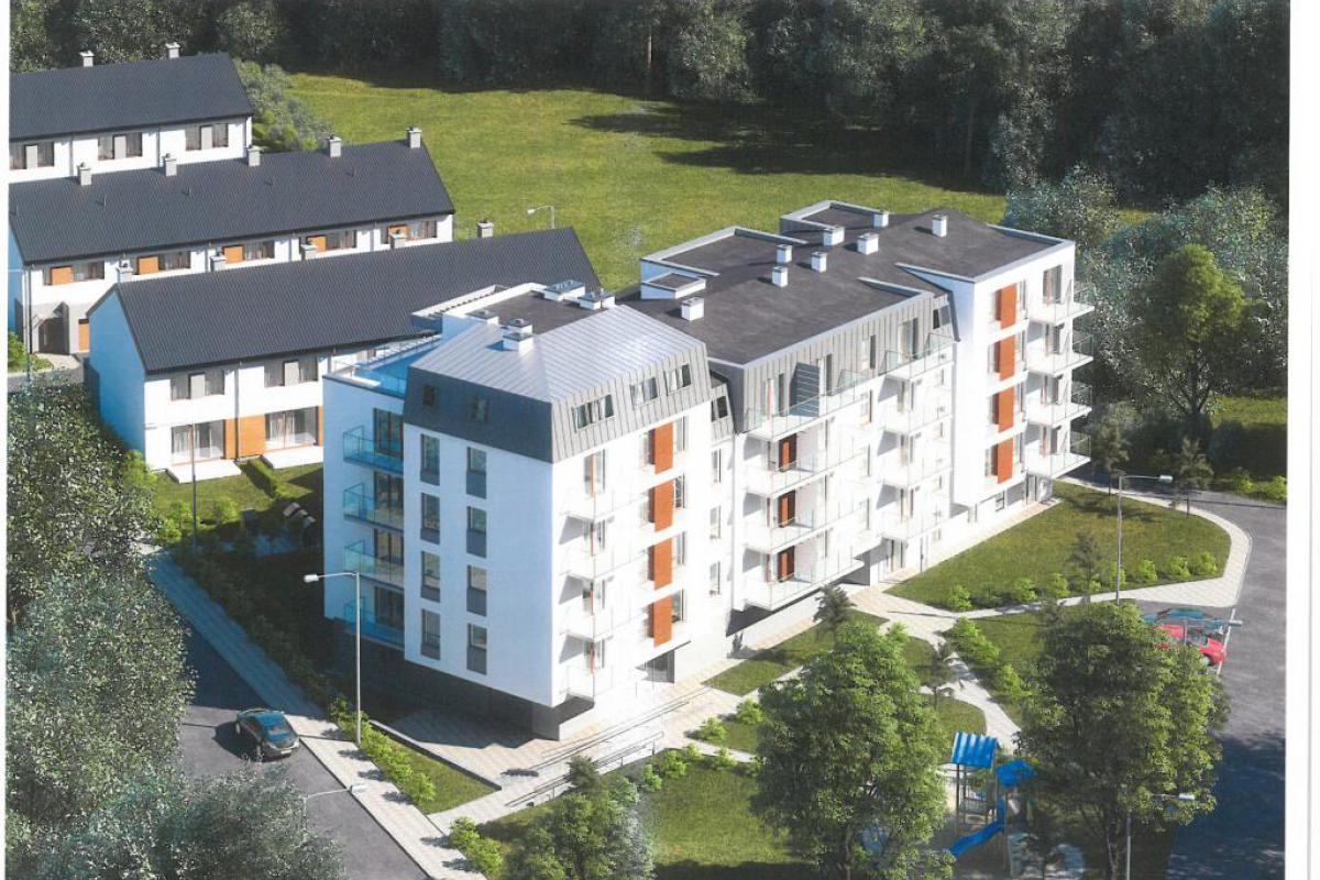 Osiedlowa II - mieszkania - Gdańsk, Karczemki, ul. Św. Brata Alberta, City House - zdjęcie 3